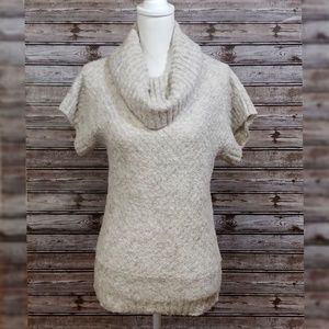 Fossil 🍂 Cowl-Neck, Short-Sleeve Sweater Top